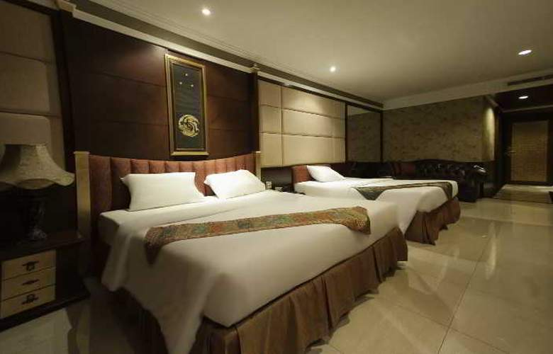 Fairtex Sport Club & Hotel - Room - 15