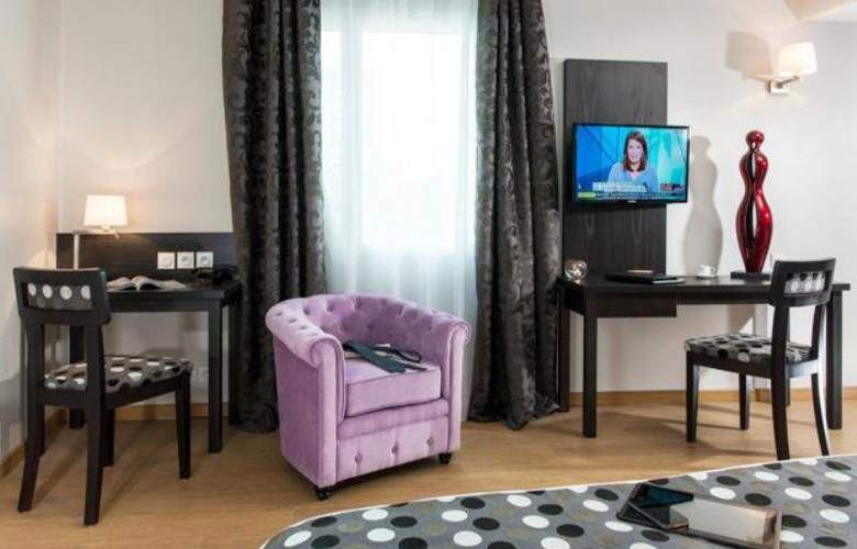 Seven Urban Suites Nantes Centre - Room - 9