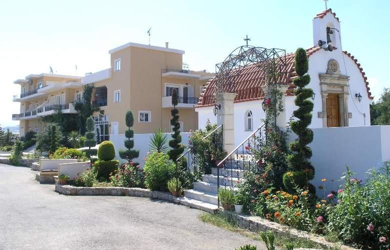 Vantaris Garden and Vantaris Corner - Hotel - 5