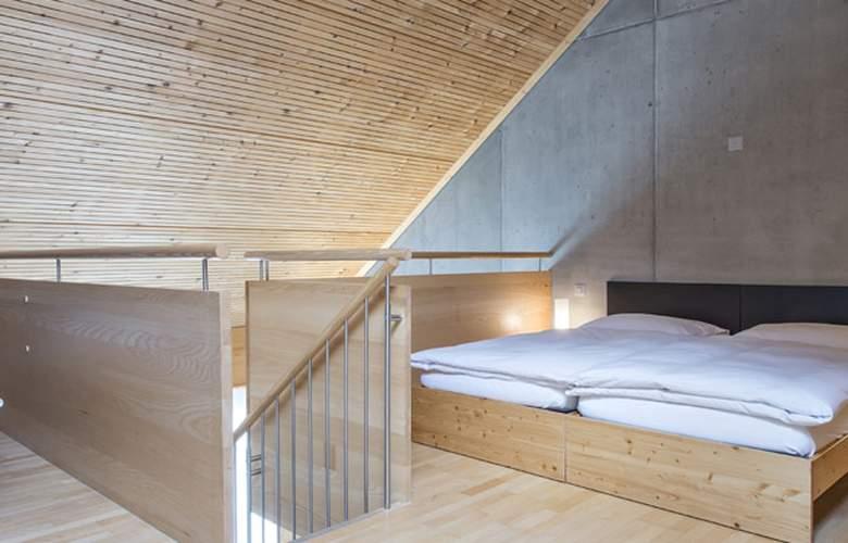 All in One Inn Lodge Hotel & Hostel - Room - 10