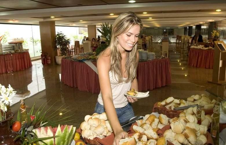 Praiamar Natal Hotel & Convention - Restaurant - 4