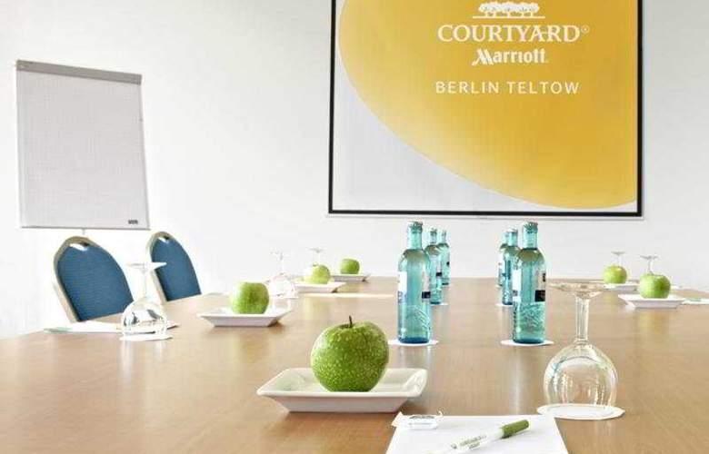 Pentahotel Berlin-Teltow - Conference - 6