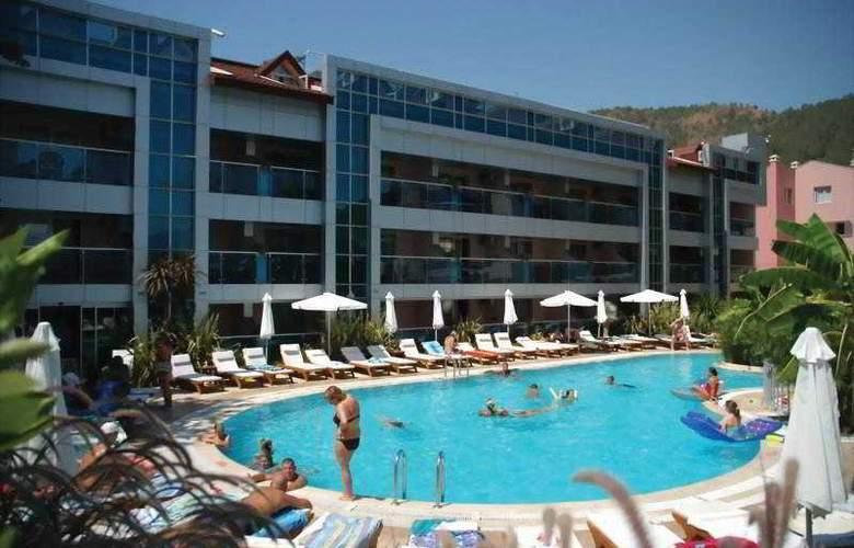 Faber Apart Hotel - Pool - 4