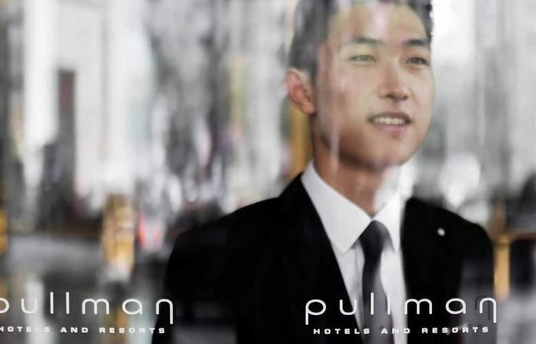 Pullman Skyway - Hotel - 54