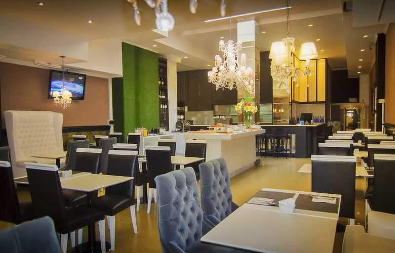 Ker Recoleta Hotel & Spa - Restaurant - 10