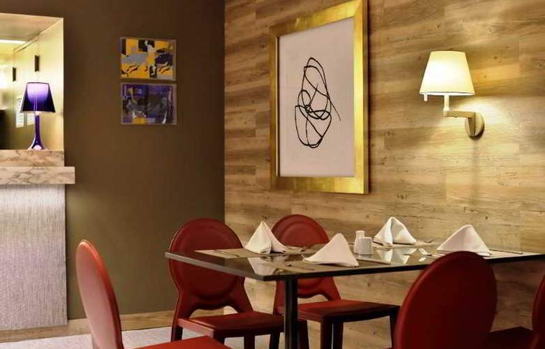 Ananay San Isidro - Restaurant - 24