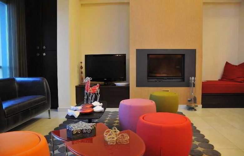 Amfitriti Palazzo Luxury Hotel - General - 3