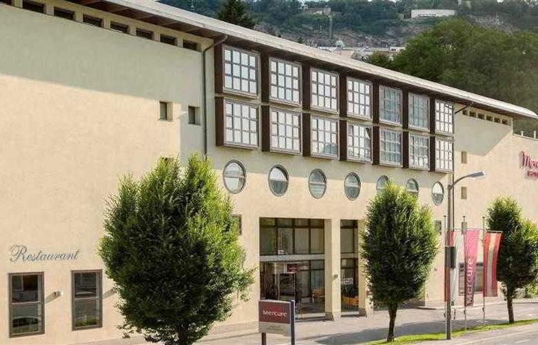 Mercure Salzburg Central - Hotel - 0