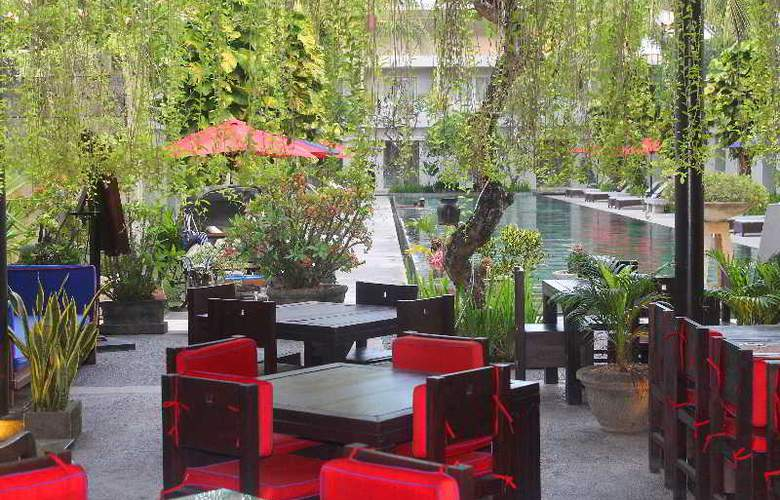 Oasis Kuta - Restaurant - 66