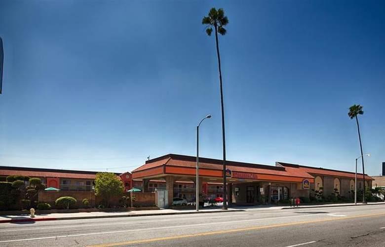Best Western Pasadena Inn - Hotel - 10