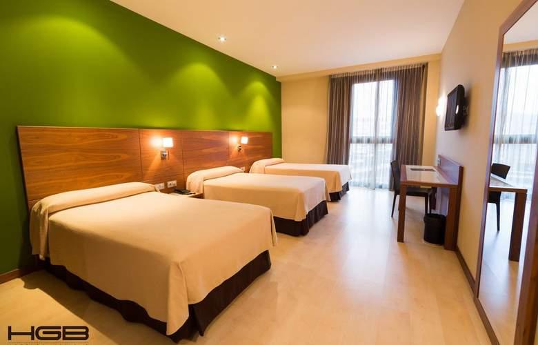 Gran Bilbao - Room - 12