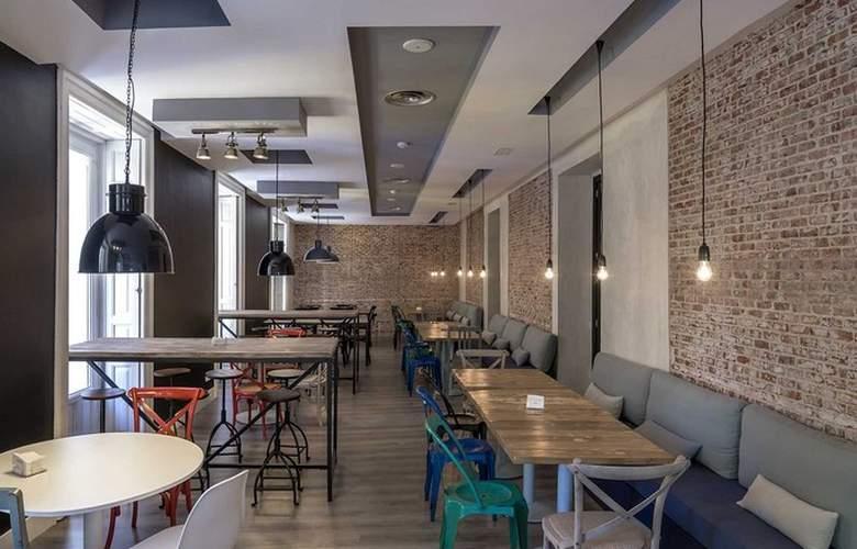 U Hostels - Restaurant - 2