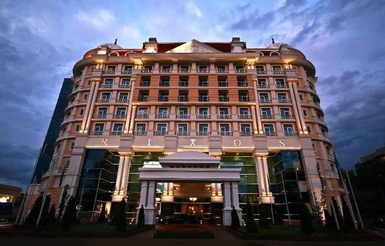Rixos Almaty - Hotel - 0