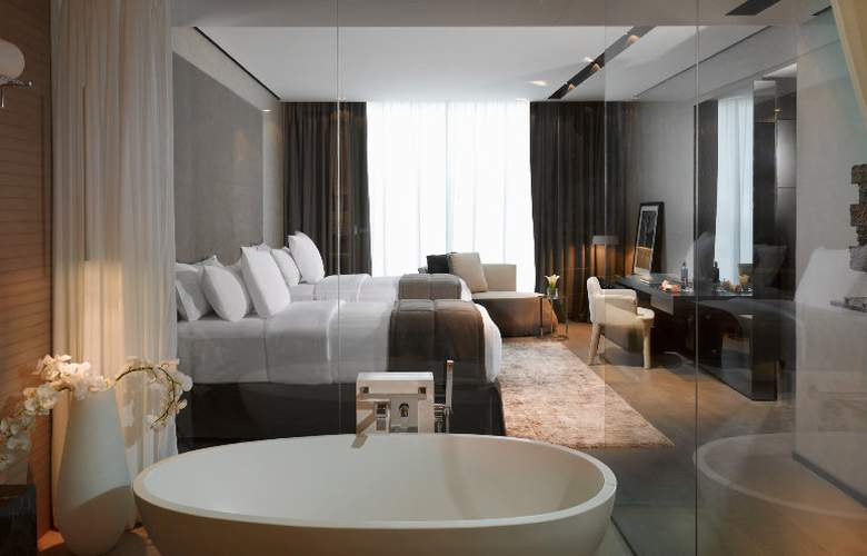 The Canvas Hotel Dubai MGallery By Sofitel - Room - 15