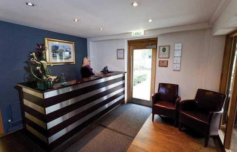 Best Western Mosborough Hall - Hotel - 54
