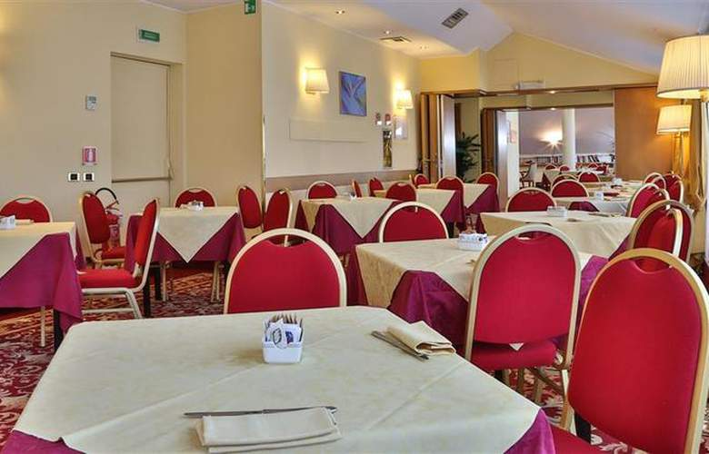 Best Western Mirage Milano - Restaurant - 88