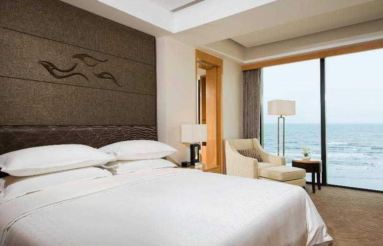 Sheraton Golden Beach Resort Yantai - Hotel - 9