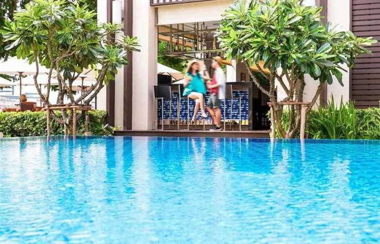 Ibis Bangkok Riverside - Hotel - 33