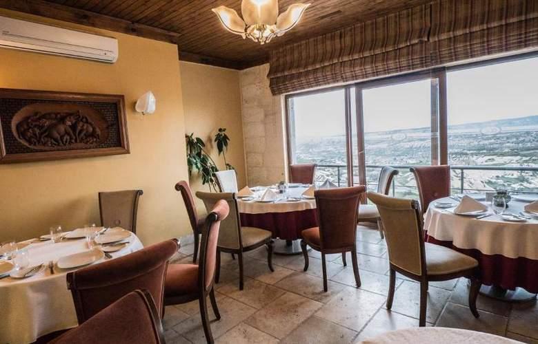 Cappadocia Cave Resort & Spa - Restaurant - 54