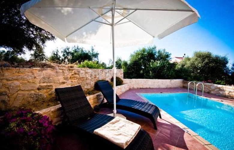 Lofos Village Villas - Pool - 16