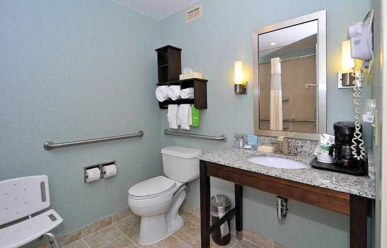 Hampton Inn Eden - Hotel - 19