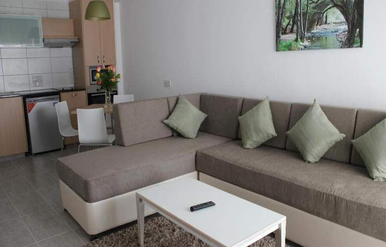Sofianna Apartments - Room - 12