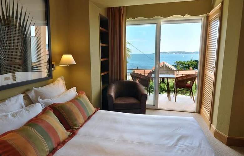 Best Western Hotel Montfleuri - Room - 87