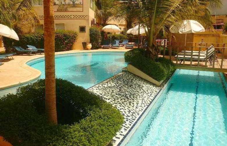 Les Flamboyants Saly - Pool - 9