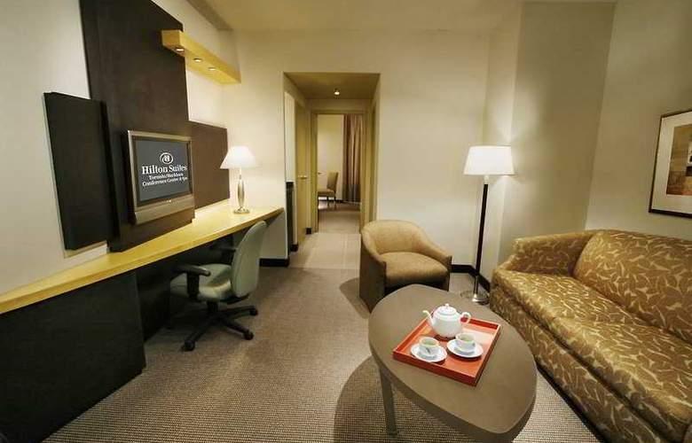 Hilton Suites Toronto Markham - Room - 6