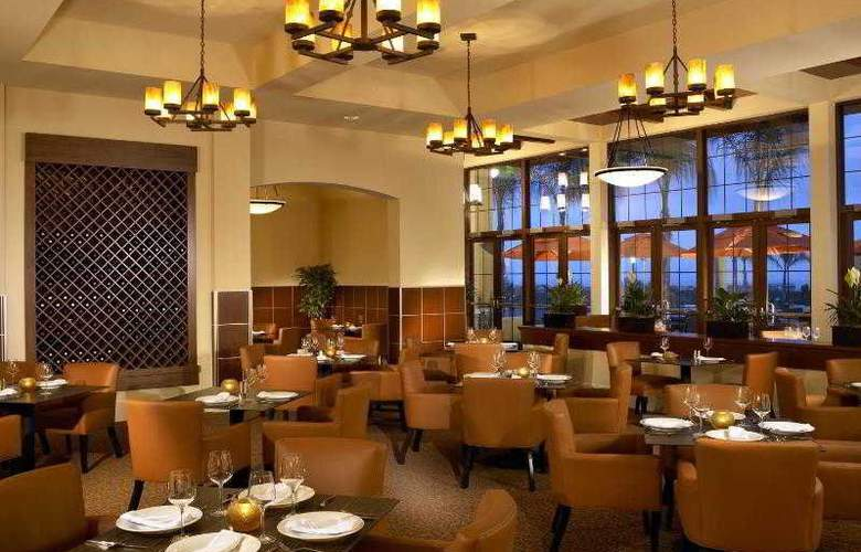 Sheraton Carlsbad Resort & Spa - Restaurant - 30