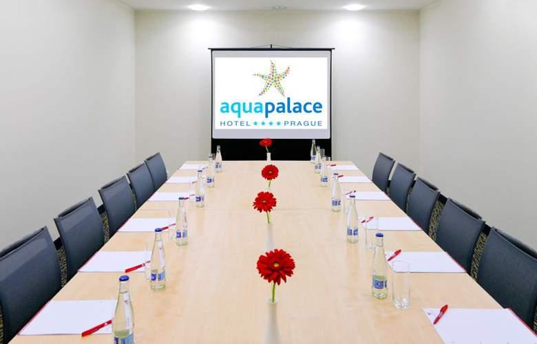 Aquapalace Hotel Prague - Conference - 3