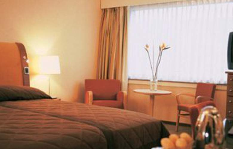 NH Brussels Airport - Room - 2