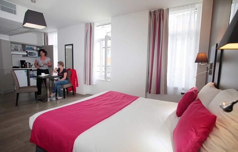 Apart'hotel La Rose d'Argent - Room - 6