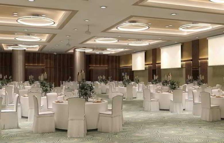 Istanbul Marriott Hotel Sisli - Conference - 13