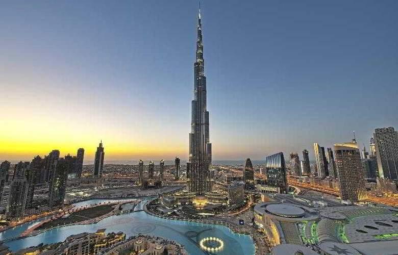 Four Points by Sheraton Sheikh Zayed Road - Hotel - 12