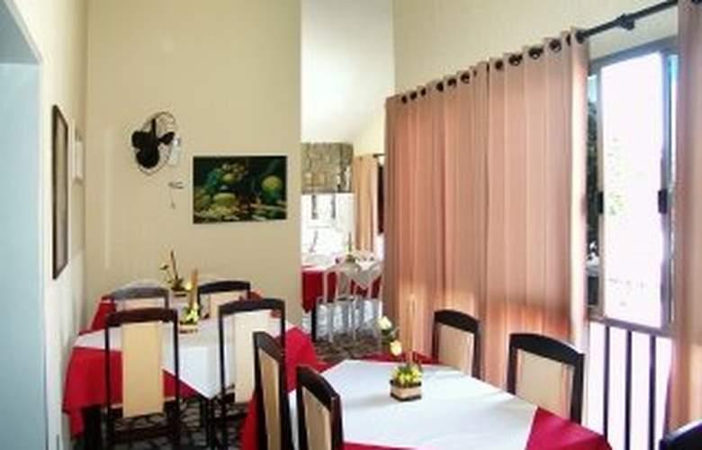 Pousada Caju Economic II - Restaurant - 3