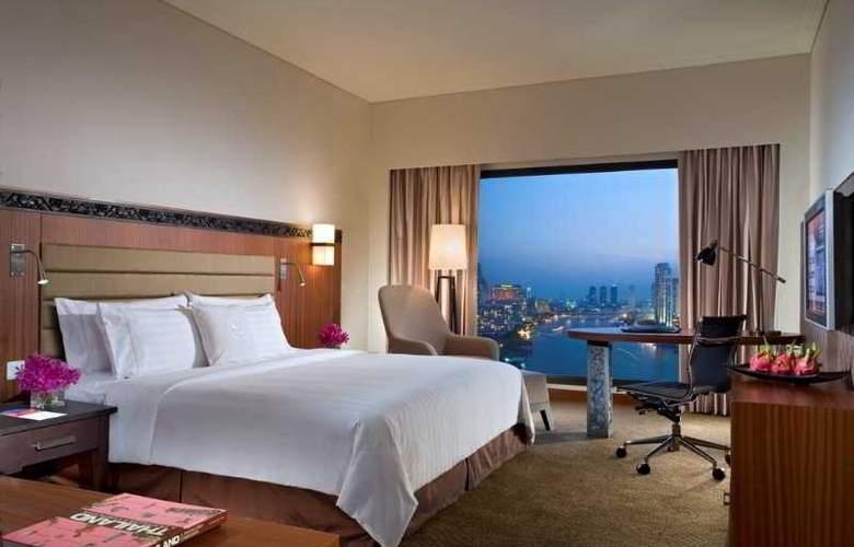 Royal Orchid Sheraton - Towers Bangkok - Room - 2