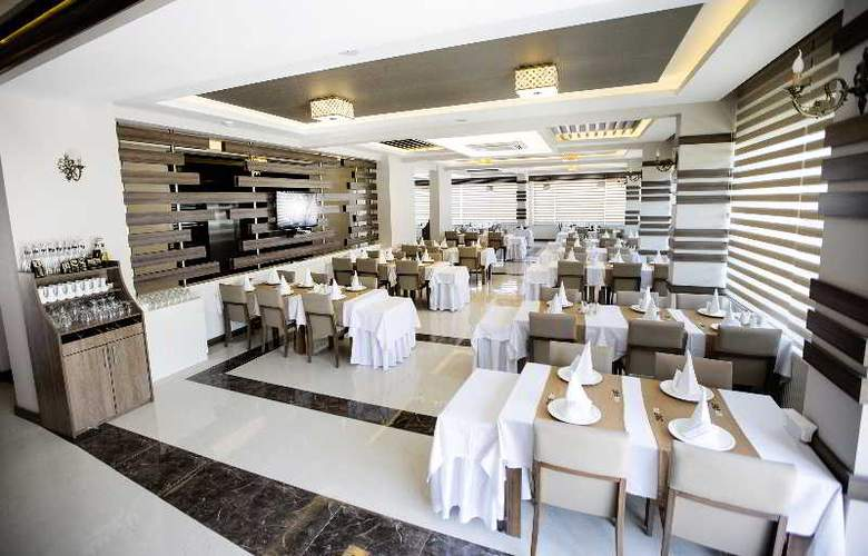 Lavin Otel - Restaurant - 2
