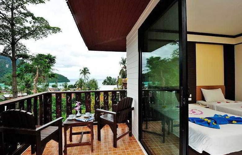 Phi Phi Arboreal Resort - Terrace - 10