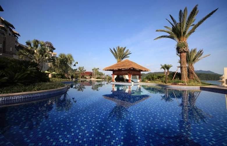 Hilton Hangzhou Qiandao Lake Resort - Pool - 10