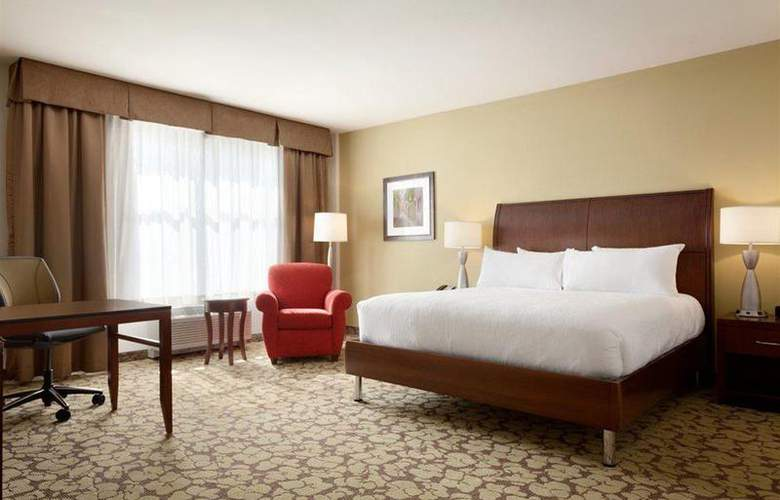 Hilton Garden Inn Boston Logan Airport - Room - 2