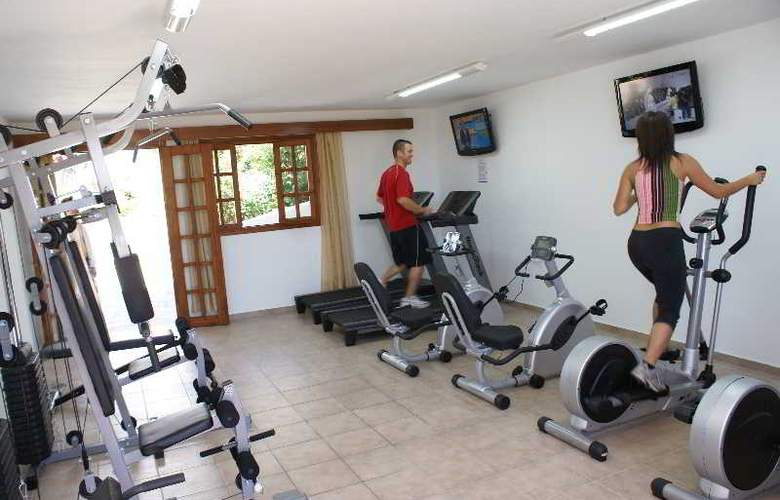 Kyknos Beach Hotel and Bungalows - Sport - 26