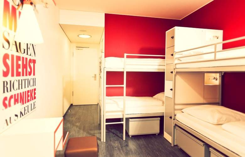 ONE80º Hostel Berlin - Room - 2