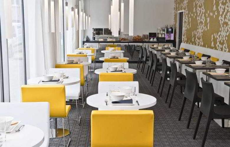 Hipark by Adagio Grenoble - Restaurant - 5
