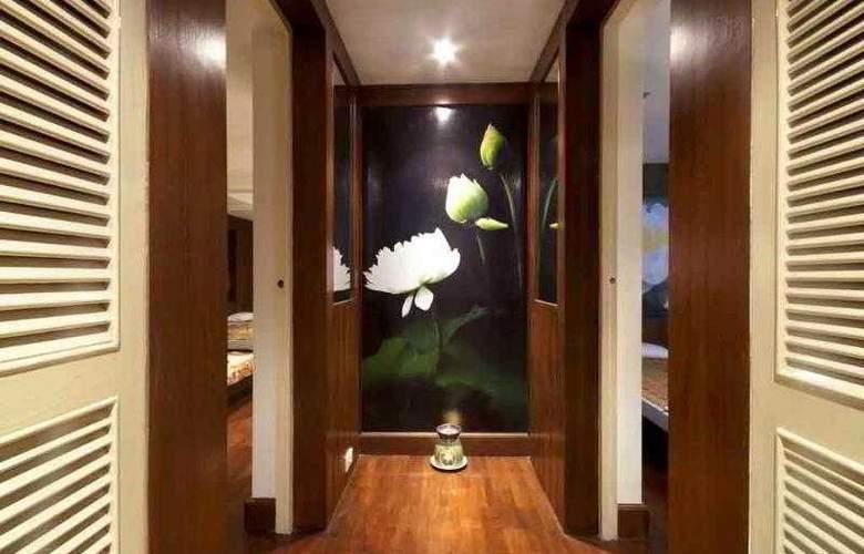Bangkok Hotel Lotus Sukhumvit - Hotel - 12