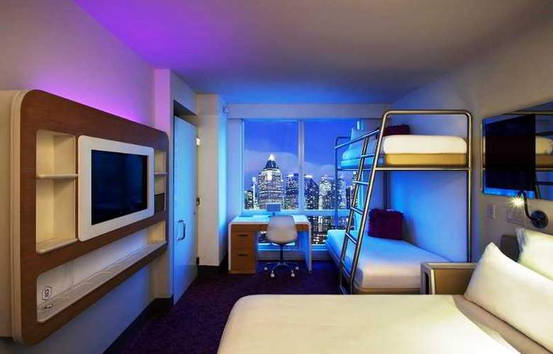 Yotel New York at Times Square - Room - 19