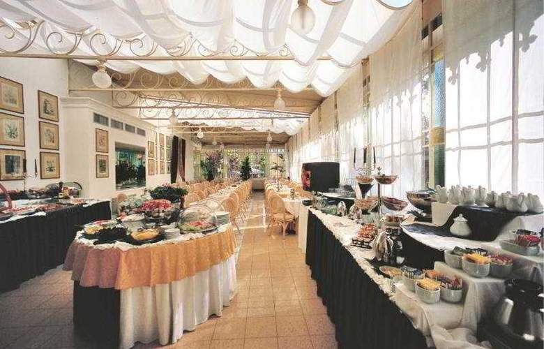 Grande Albergo Ausonia & Hungaria Wellness & SPA - Restaurant - 10