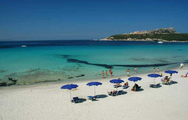 Colonna Grand Capo Testa - Beach - 5