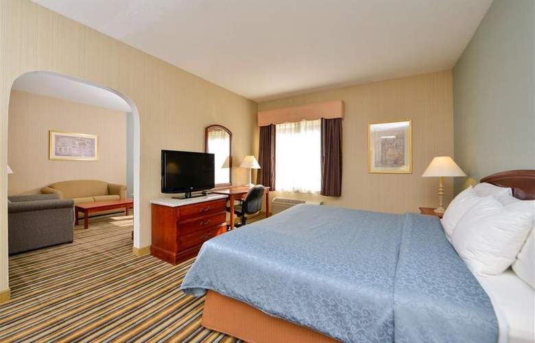 Best Western Plus New England Inn & Suites - Room - 32