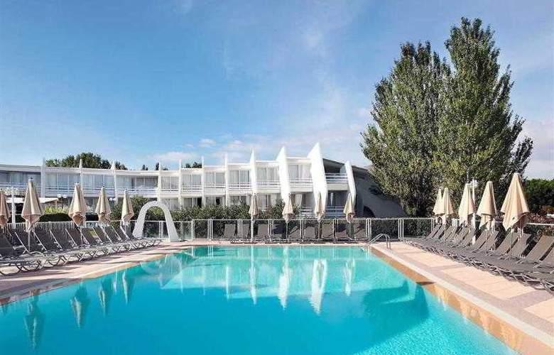 Novotel La Grande Motte - Hotel - 36